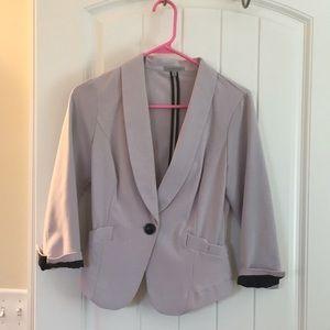 Beautiful lavender Charlotte Russe blazer